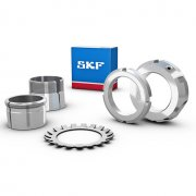 Five Steps for Installation and Removal of SKF Bearings